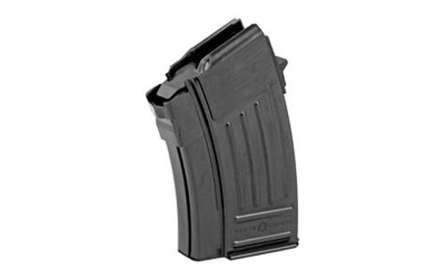 PPU Scout AK-47 Magazine, Yugo Pattern, 7.62 x 39, Black, Steel, 10rd