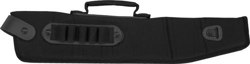 "Desantis Kurz Shotgun Case Mossberg Shockwave; Remington Tac-14 .410 Ga, Black Nylon, 14"""
