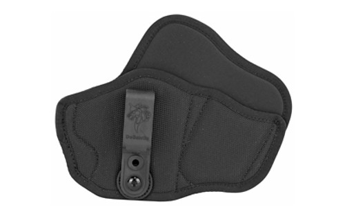 Desantis M89 Inner Piece 2.0 IWB, Glock 26-7, Taurus PT111-140G2, SW M&P Comp 9-40, Shield 9-40-45, M&P CPT 22, Sig P239, Ruger SR9/40 Comp, Walther PPS/PK380/CCP, Spring XDS 3.3, Right Hand, Black Nylon