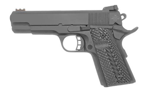 "Rock Island Armory Rock Ultra CCO 9mm-22 TCM, 4.2"" Barrel, Black, 8rd"