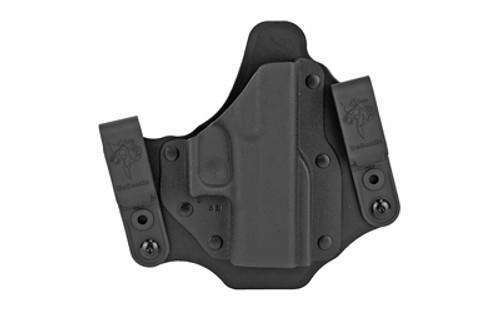 Desantis Hidden Truth Black Kydex Inside Waistband Glock 43, 43x, 48, Right Hand