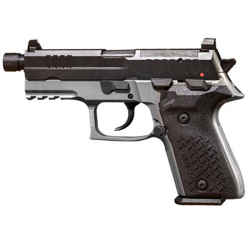 "Arex Rex Zero 1TC 9mm, 4.5"" Barrel, Grey,17rd"