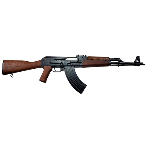 "Zastava M70 AK 7.62X39, 16.5"" Barrel, Blued, Walnut, Quad Rail, 30rd"