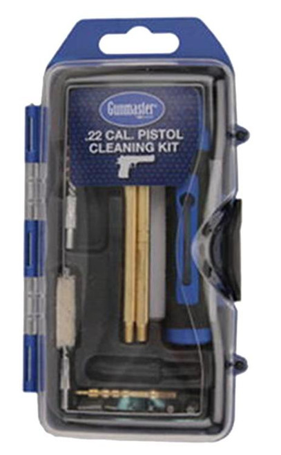 DAC Gunmaster Pistol Cleaning Kit, 14 Pieces, .22 Cal, Includes 6 Piece Driver Set