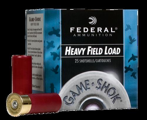 "Federal Game-Shok Upland Hi-Brass 28 Ga, 2.75"", 1oz, 6 Shot 25rd Box"