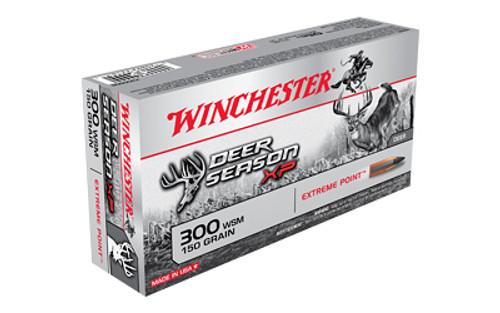 Winchester Deer Season XP 300 Winchester Short Magnum, 150gr, Extreme Point, 20rds Box