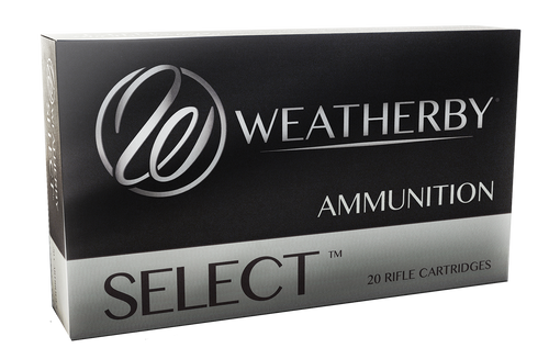 Weatherby Select, 6.5-300 Weatherby Magnum, 140gr, Hornady InterLock, 20rd Box