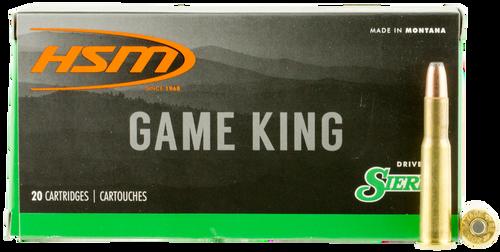 HSM Game King 303 Savage 150gr, Pro-Hunter, 20rd Box