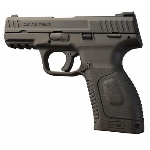 "EAA Girsan 9mm Compact, 3.8"" Barrel, Manual Safety, 15rd"