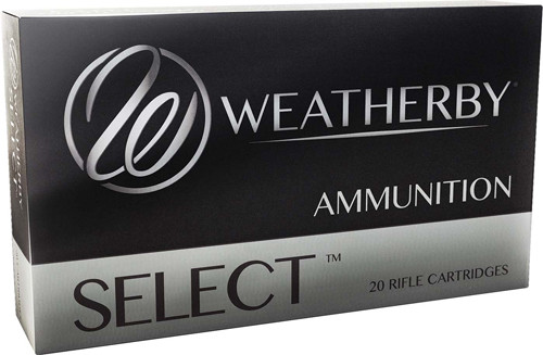 Weatherby Select, 270 Weatherby Magnum, 130gr, InterLock, 20rd Box