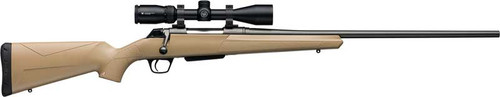 "Winchester XPR Composite Rifle Package 270 Win 24"" Barrel, FDE Stock, W/3-9x40 Vortex Scope Mounted"