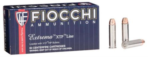 Fiocchi Extrema .357 Magnum 158gr, XTP Hollow Point 25rd/Box