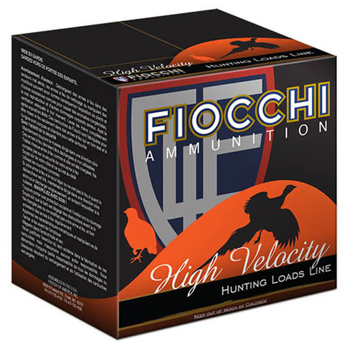 "Fiocchi HI Velocity Lead Hunting 28 Ga, 3"", 1oz, 7.5 Shot, 25rd Box"