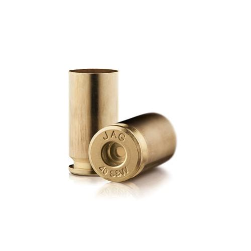 Ammo Inc JMC Unprimed Pistol Brass 40 S&W 100Pcs