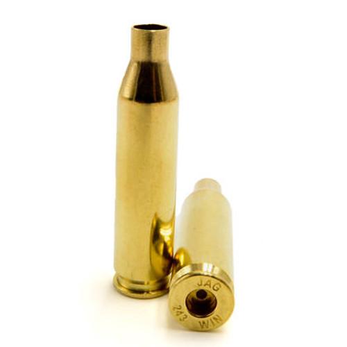 Ammo Inc JMC Unprimed Pistol Brass 243 WIN 50Pcs