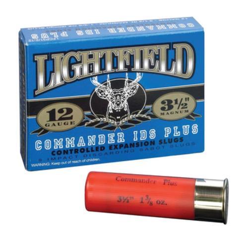"Lightfield Hybrid Express 12 Ga, 3.5"", 1-1/8oz, Slug Shot, 5rd/Box"