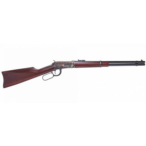 """Cimarron 1894 Carbine 38-55 Win, 20"""" Barrel, Color Case-hardened Frame"""
