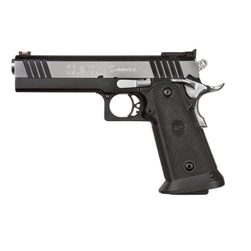 """SPS Pantera 9mm, 5"""" Barrel, Hard Chrome, Black, 18rd"""