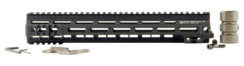 "Geissele Super Modular Handguard Rail MLOK MK4 13"" Black"