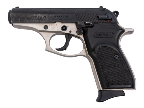 "Bersa Thunder 380 Used .380 ACP, 3.5"" Barrel, 3-Dot Sights, DuoTone, 7rd"
