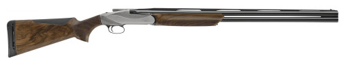 "Benelli 828U Field 20 Ga, 28"" Barrel, 3"", Nickel-Plated, AA Satin Walnut, 2rd"
