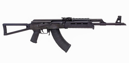 "Century VSKA AK47 7.62x39mm, 16.5"" Barrel, Triangular Stock, MOE Handguard, Black, 30rd"
