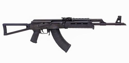 "Century VSKA AK47 7.62x39mm, 16.5"" Barrel, Triangular Stock, MOE Handguard, Black, 30rd"