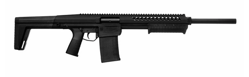 Blackwater Sentry 12 Tactical Pump Shotgun 12 Gauge Black 5 Round Magazine