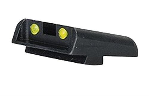 Truglo Tritium Fiber Optic Sight Glock Green Front Yellow Rear