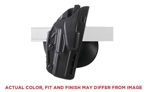 Safariland 7TS ALS Concealment Beretta 92F,92FS,92G,96,96G, Belt Loop and Paddle, Black, RH