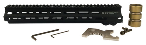 "Geissele Super Modular Handguard Rail MLOK MK8 13"" Black"