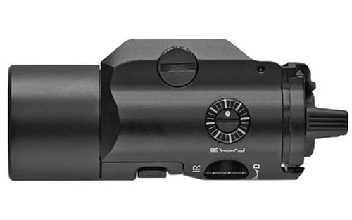 Streamlight TLR-VIR II Visible LED/IR Illuminator/IR Laser Includes Rail Locating Keys and Cr123a Lithium Battery - Box - Black