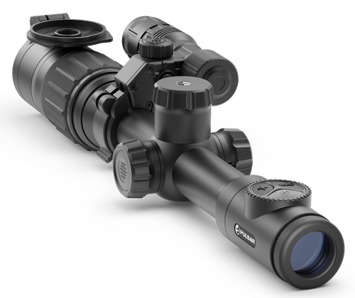 Pulsar Digisight Ultra N450 LRF 4.5-18x50 Digital Day and Night Scope