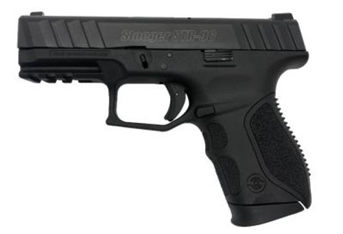 "Stoeger STR-9C, 3.8"" Barrel, 3 - 13rd Mags, Tritium Night Sights"
