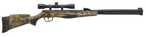 """Stoeger S4000E .22 Cal Airgun, 18.5"""" Barrel W/Integral Suppressor, Realtree Edge Camo"""