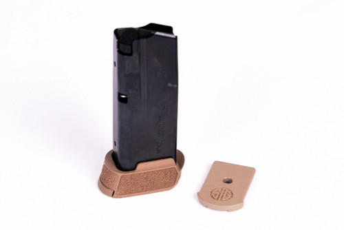 Sig P365 9mm Magazine, Coyote, 12rd