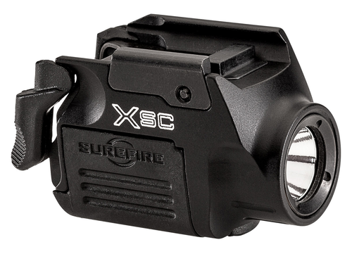 Surefire XCS Glock 43X/48 Weapon Light, 350 Lumen White Light, Black