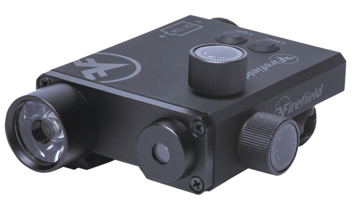 Firefield Charge XLT, Green Laser, AR Platform, Picatinny/Weaver, Black