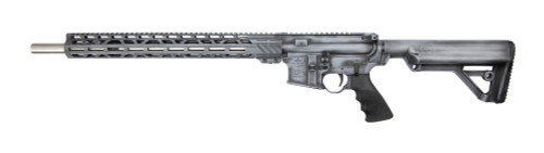 "Rock River Arms Varmint AR-15 5.56/223 20"" Heavy Barrel, RRA Operator Buttstock, 20 Rd Mag, Rockote Grey Distressed Finish"