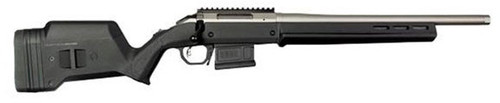 """Ruger American Tactical Rifle, 6.5 Creedmoor, 18"""" Barrel, Magpul Stock, Stainless Steel, 5rd, TALO Exlusive"""
