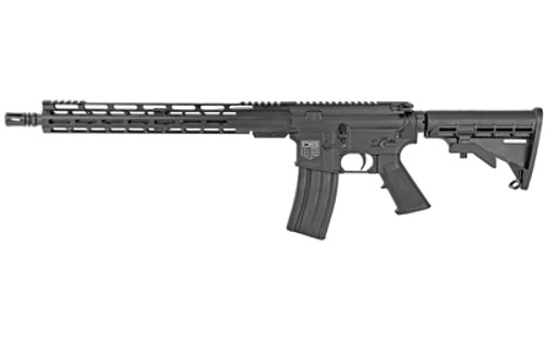 "Diamondback DB15WSB AR-15 223/5.56, 16"" Black Barrel, Black Finish, 15"" M-Lok Rail, 30rd"
