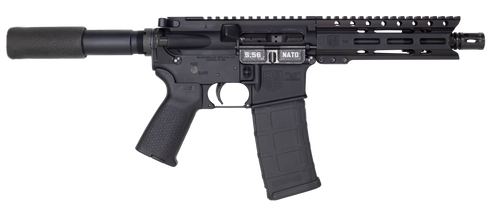 "Diamondback DB15 AR-15 Pistol, .223/5.56, 10"" Barrel, 9"" M-Lok Rail, 30Rd"