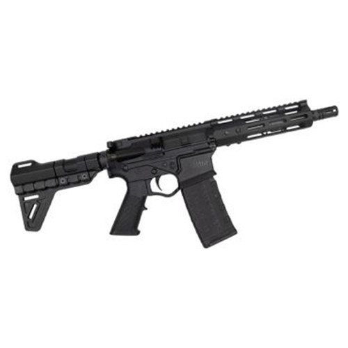 "ATI Omni Hybrid Pistol, .223/5.56, 7.5"" Barrel, M-LOK Handguard, Blade Brace"