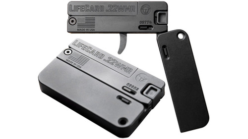 "Trailblazer Firearms Lifecard .22 WMR, 2.5"" Barrel, 1rd"