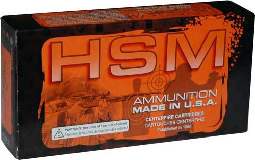 HSM 218 Bee 50gr, V-Max Varmint, 50rd Box