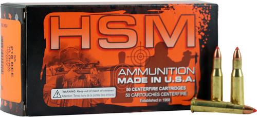 HSM 218 Bee 35gr, V-Max Varmint, 50rd Box