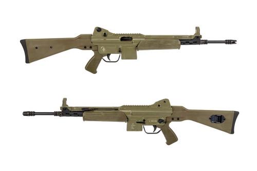 "MCM CETME L Gen 2 5.56X45mm Green 16"" Barrel With Rail"