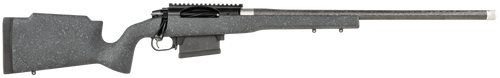 """PROOF RESEARCH Elevation MTR 7mm Remington Mag 24"""" Black, Black Stock"""