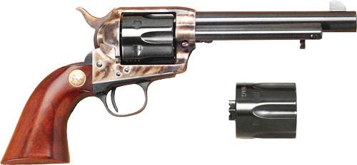 """Cimarron Model P 5 1/2"""" .45 Lc/.45 ACP Dual Cyl. PW 45 Colt"""