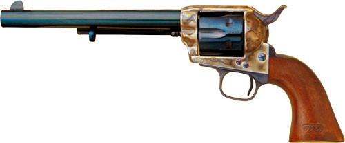 "Cimarron U.S. Cavalry 7 1/2"" Barrel, .45 LC OM 45 Colt"